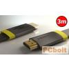 Thonet & Vander Exzellenz HDMI-HDMI 1.4 3D kábel 3m Black