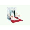 POPSHOTS STUDIOS LTD. Popshots képeslap, négyzet, Wedding Day/esküvős