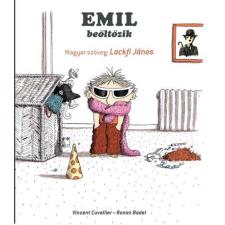 CUVELLIER, VINCENT - BADEL, RONAN - EMIL BEÖLTÖZIK gyermek- és ifjúsági könyv