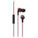 Audio-Technica ATH-CK323i (piros)