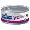 Hill's Prescription Diet Hill´s Prescription Diet Feline y/d - 12 x 156 g