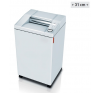 Ideal 3104 CC 4x40 iratmegsemmisítő, 25-27 lap, 4x40 mm-es apróra vágó iratmegsemmisítő