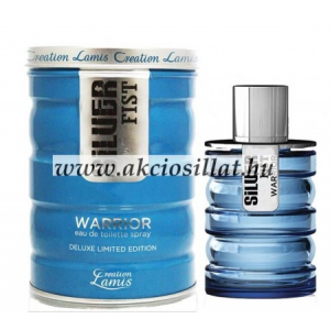 Creation Lamis Silver Fist Warrior DLX EDT 100 ml