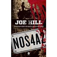 Joe Hill NOS4A2 irodalom