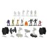 Hasbro Star Wars Command Epic Assault játékszett