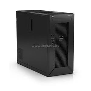 Dell PowerEdge Mini T20 120GB SSD 2X4TB HDD Xeon E3-1225v3 3,2|8GB|2x 4000GB HDD|1x 120 GB SSD|NO OS|3év
