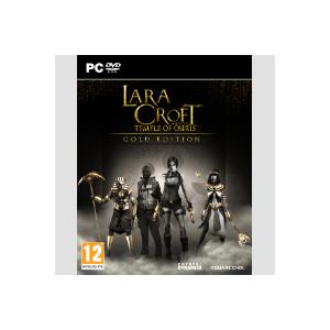 Square Enix Lara Croft and the Temple of Osiris - Gold Edition (Pc)