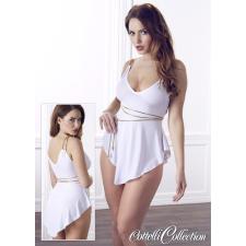 Görög Istennő tunika - fehér fantázia ruha
