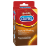 Durex Natural Feeling - latexmentes óvszer (8db) óvszer