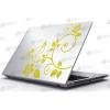 KaticaMatrica.hu Laptop Matrica - Virágos kompozíció