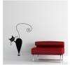 KaticaMatrica.hu Hajló cica tapéta, díszléc és más dekoráció