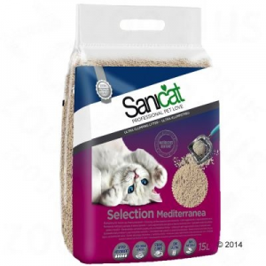 OK Sanicat Selection Mediterranea - 2 x 15 l