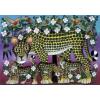 Heye puzzle 1000 db - Wildcat Family