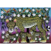 Heye puzzle 1000 db - Wildcat Family