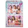 Educa Disney Violetta puzzle, 2x100 darabos