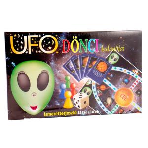 Belföldi termék UFO Dönci kalandjai