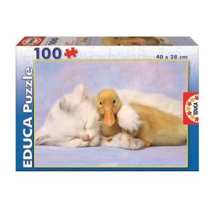 Educa A legjobb barátok puzzle, 100 darabos