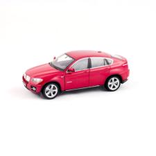 Welly BMW X6 autó, 1:24 autópálya és játékautó