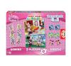 Educa Disney Minnie egér szupercsomag puzzle, kirakós
