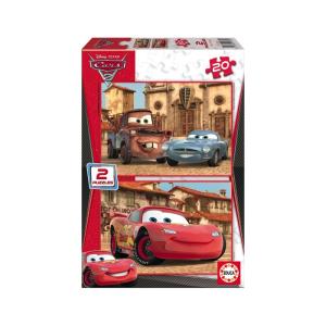 Educa Disney Verdák puzzle, 2x20 darabos