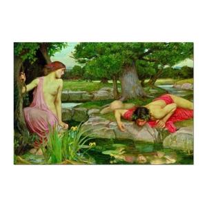 Educa J.W. Waterhouse, Echo és Narcissus puzzle, 3000 darabos