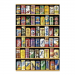 Educa Üdítős dobozok mini puzzle, 1000 darabos