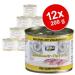 Grau ínyenctál vegyes csomag 12 x 200 g - Kitten: gabonamentes marha, kacsa & szárnyas