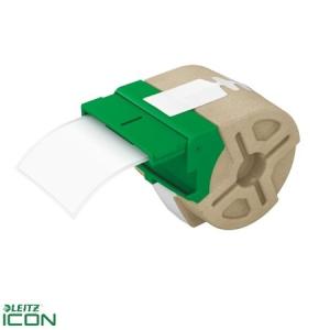 """Leitz Etikett, papír, öntapadó, 59x102 mm, 225 db, LEITZ """"Icon"""", fehér"""
