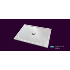 Aquatek Bent szögletes 120x90 zuhanytálca kád, zuhanykabin