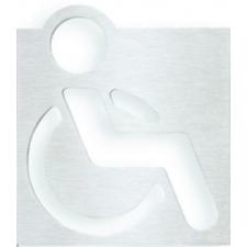 Sapho Hotel Program piktogram - WC mozgáskorlátozott Cikkszám: 111022025 információs tábla, állvány