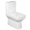 Sanotechnik Cikkszám: GV217 Nero Monoblokkos WC