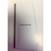 Sanotechnik egyrészes kádparaván 85x150 Cikkszám: E85150C