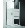 Roltechnik TCO1+TCO1/1200 szögletes zuhanykabin