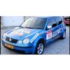 NagyNap.hu VW Polo Rallyautó Vezetés 15 kör
