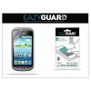 Eazyguard Samsung S7710 Galaxy Xcover II képernyővédő fólia - 2 db/csomag (Crystal/Antireflex HD)