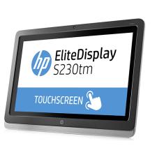 HP EliteDisplay S230tm monitor