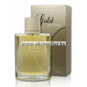 Cote Azur Gold For Ladies EDP 100 ml