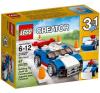 LEGO Creator Kék versenyautó 31027 lego