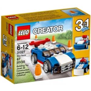 LEGO Creator Kék versenyautó 31027