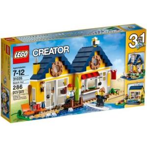 LEGO Creator Tengerparti házikó 31035