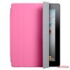 Apple iPad 2 poliuretán védő lap, pink, gyári