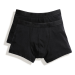 Fruit of the Loom New Classic Shorty, fekete