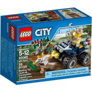 LEGO 60065-City-Kvad járőr