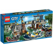 LEGO City Mocsári rendőrkapitányság 60069 lego