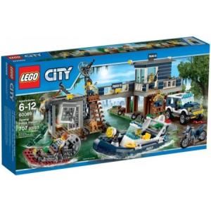 LEGO City Mocsári rendőrkapitányság 60069