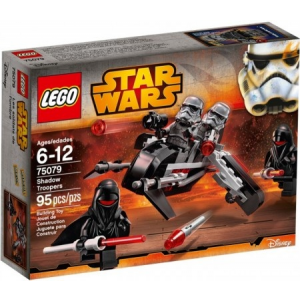 LEGO 75079-Star Wars-Shadow Troopers