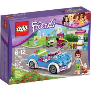 LEGO 41091-Friends-Mia sportkocsija