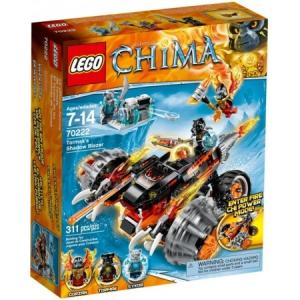 LEGO 70222-Chima-Tormak árnyékpengéje