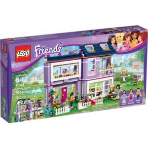LEGO 41095-Friends-Emma háza
