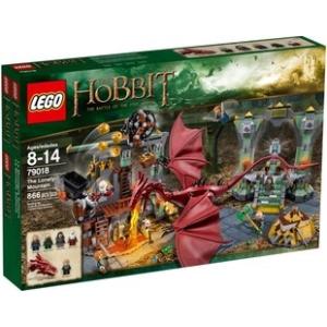 LEGO A magányos hegy